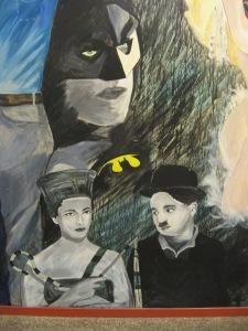 Elisabeth Taylor Kleopatrana, Chaplin ja Batman