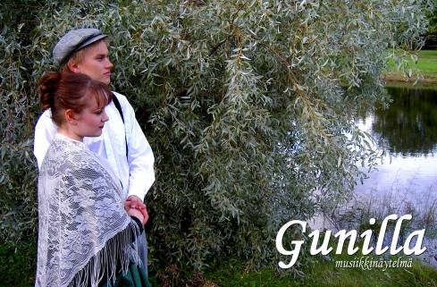 Gunilla -näytelmän juliste vuodelta 2005.