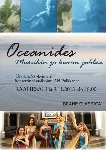 Oceanides A4