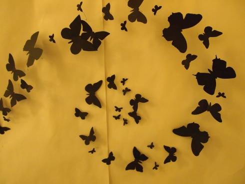 Mustat perhoset