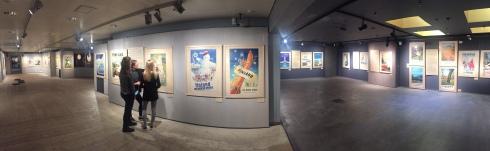 Come to Finland-julistenäyttelyssä, Aki Pulkkanen