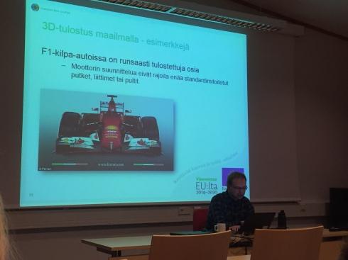 Ilmatieteen laitoksella 3D, Aki Pulkkanen (1)